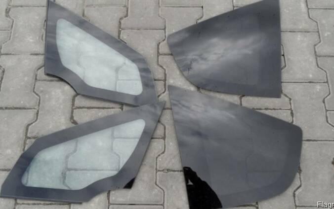Стекло стеклоподьемники форточки Honda Jazz 07-13