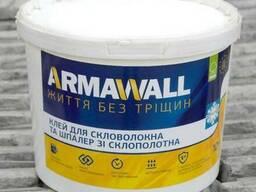 Клей Armawall для стеклообоев 5кг.
