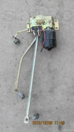 Стеклоочиститель газ-52;53 сл-100 с тягами сл-100
