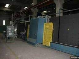 Стеклопакетная линия Lisec 2000 X 2500 с газ прессом