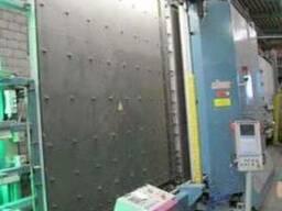 Стеклопакетная линия Lisec 2500 Х 3500 с газ прессом и робот