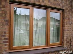 Металопластикові вікна. Нові двері