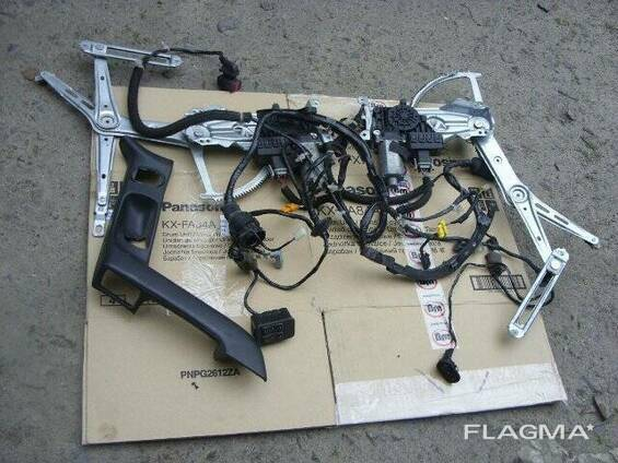 Стеклоподъемник электрический Opel Astra G