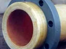 Стеклотекстолитовые трубы и цилиндры (ТСЭФ, ЦСЭФ)