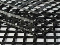 Стекловолоконная георешетка 50х50 кН - фото 2