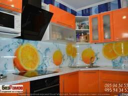 Стеклянное понно на кухню