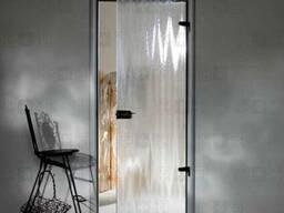 Стеклянные двери купить в Крыму и Симферополе