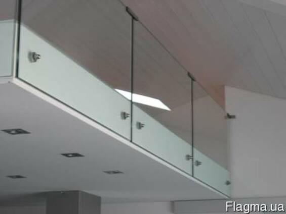 Ограждение лестниц, балконов, террас