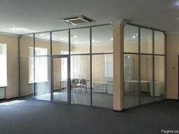 Стеклянные перегородки для офиса и дома