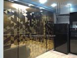 Стеклянные перегородки и конструкции, стеклянные двери - фото 6