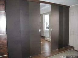 Стеклянные раздвижные двери StoneGlass - фото 1