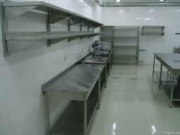 Стелаж виробничий 4 полиці, навантаження на полицю до 50 кг