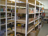 Стеллаж складской полочный - фото 4