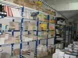 Стеллаж складской полочный - фото 2
