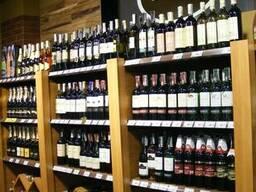 Стеллаж винный