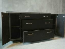 Стеллажи деревянные/металлические, полки, мебель, верстак