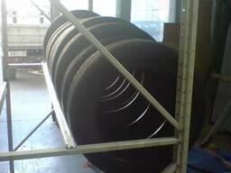 Стеллажи для шин, колес, дисков