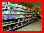 Стеллажи торговые для магазинов бытовой химии, хоз товаров - photo 1
