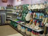 Стеллажи торговые для магазинов бытовой химии, хоз товаров - photo 4
