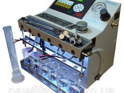 Стенд диагностики и очистки форсунок Sprint 6К