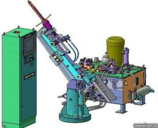 Стенд для испытания гасителей гидравлических колебаний СВД