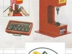 Стенд для приклёпывания тормозных накладок грузовых и легков