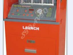 Стенд для проверки и чистки бензиновых форсунок Launch