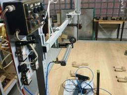 Стенд для тесту побутових меблів на міцність та витривалість