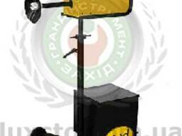 Стенд для проточки, стенд проточки тормозных колодок mad 8700