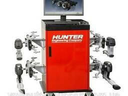 Стенд регулировки развал-схождение Hunter для грузовых и. ..