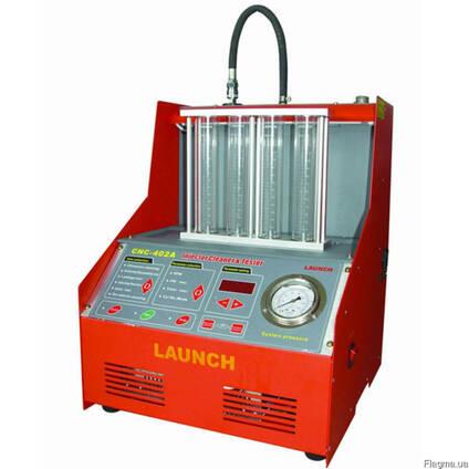 Стенды очистки инжекторов Launch CNC-402A