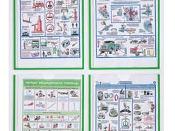 Стенды\плакаты по охране труда