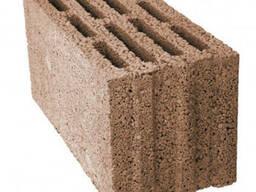 Стеновой блок АЛЬФА (керамзитобетонний)