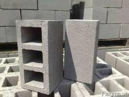 Стеновой блок шлакоблок