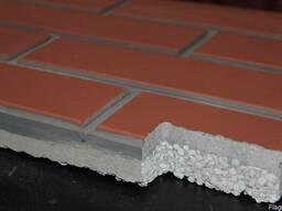 Стеновые панели из полистиролбетона для утепления фасадов