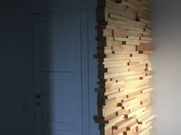 Стеновые панели. Стеновые фасадные панели. Изделия из дерева