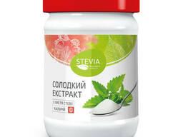 Стевия (Stevia) - натур. сахарозаменитель для диабетиков