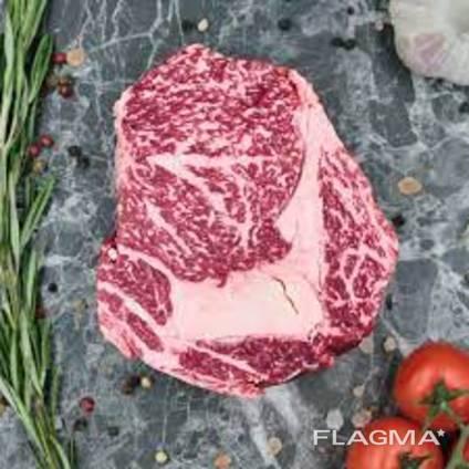 Купить стейк рибай оптом и в розницу Мраморная говядина