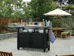 Стол для гриля, барбекю Keter Unity XL 207 L Graphite ( графит )