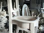 Стільці з ясеня для ресторанів, пабів, віталень - фото 2