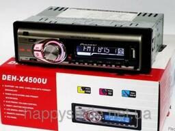 Стильна автомагнітола Pioneer DEH-X4500U з USB, SD, FM, AUX