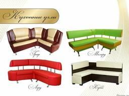 Стильная мягкая мебель для кухни по доступным ценам.