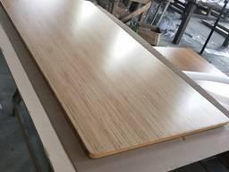Стільниця з натурального Бамбука 1540x754x20мм
