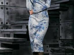 Стильное женское платье 44-50 , доставка по Украине