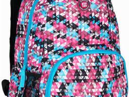 Стильный молодежный рюкзак для города PASO 21L, PS16-1838A