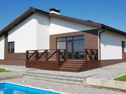 Стильный новый дом в Новоалександровке