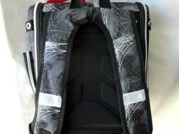 Стильный рюкзак для школы. Трансформер (ранец расстегивается полностью). Отличное. ..
