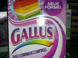Стиральный порошок Gallus универсальный Германия
