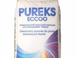 Стиральный порошок/пральний порошок Pureks Eccoo, 10кг, Жито