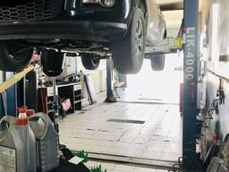 СТО Днепр, диагностика и ремонт двигателя, ходовой